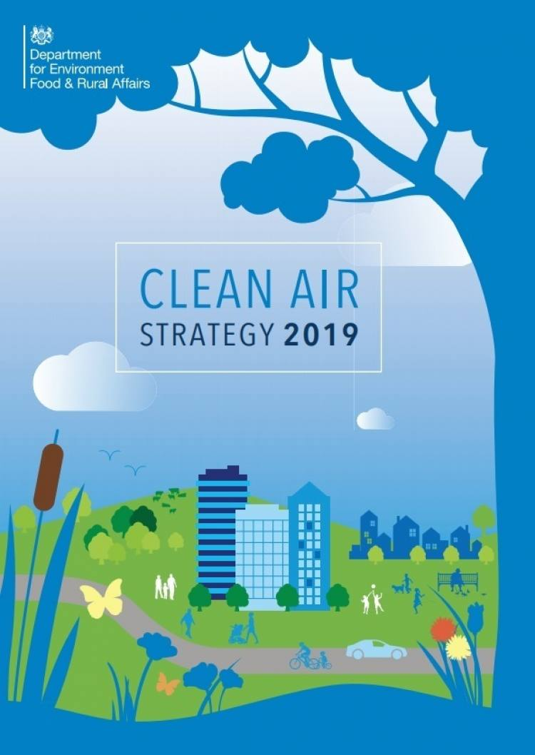 The Clean Air Strategy: What does it mean for me?