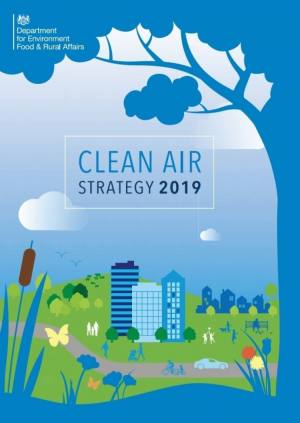 The Clean Air Strategy: What does it mean for me? Image