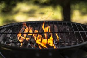 Barbecue Safety Tips Image