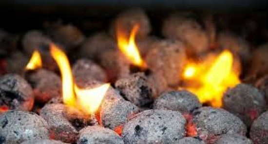 Bar-Be Quick Charcoal Briquettes 12 x Pack Image