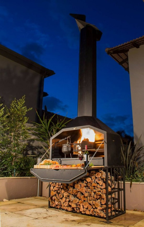 Megamaster Outdoor Oven (Freestanding) Image