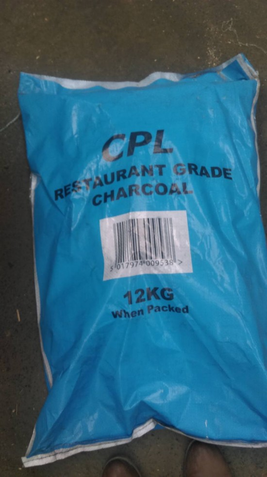 Restaurant Charcoal 12 Bag Bundle (144kg) Image