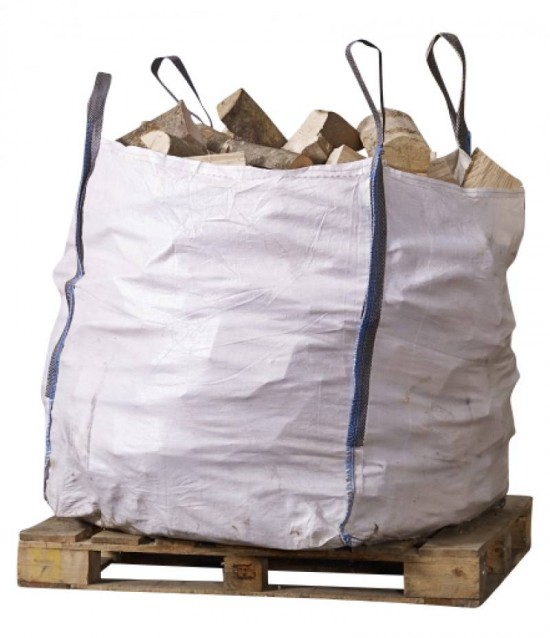 Bulk Bag (Loose Logs) Kiln Dried Mixed Image