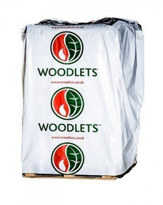 Woodlets Full Pallet Wood Pellets Image