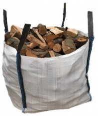 Bulk Bag (Loose Logs) Kiln Dried Beech Image
