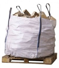 Bulk Bag (Loose Logs) Kiln Dried Silver Birch Image